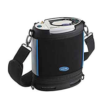 Invacare Platinum Mobile Oxygen Concentrator with Backup Battery