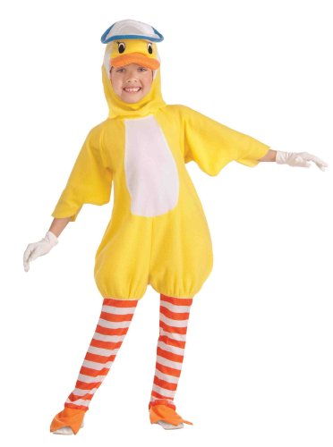[Forum Novelties Rubber Ducky Costume, Child's Small] (Rubber Ducky Halloween Costume)