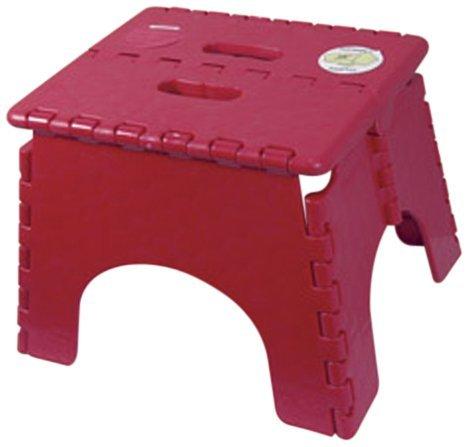 B&R Plastics 101-6BURG Burgandy EZ Foldz (4-Pack)