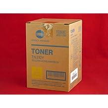 Konica TN310Y Yellow Copier Toner (11500 Page Yield) (4053-501), Works for Bizhub 350, Bizhub C350, Bizhub C351, Bizhub C450