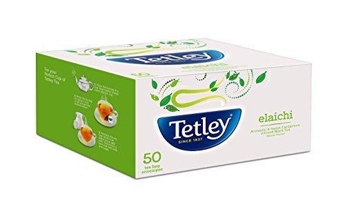 Tetley Flavour Tea Bags Elachi 50s (100gm)