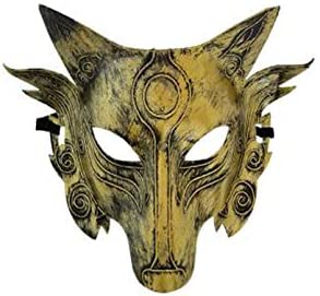 Halloween mask Animal Wolf Masquerade product image
