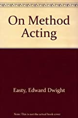 On Method Acting (MM to TR Promotion) Paperback