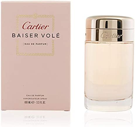 CARTIER Baiser Vole 3.4Ozedp Sp New