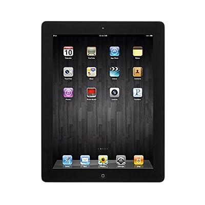 "Apple iPad 4 16GB 9.7"" Retina Display WiFi Bluetooth & Camera - Black - 4th Gen (Refurbished)"