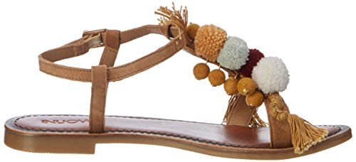 Women's Brown 7327 T Brace Inuovo Coconut 6zx8Sqngw