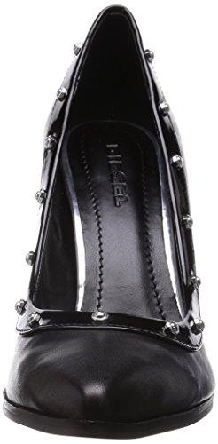 Zapato De Vestir Diesel D-onna Para Mujer Negro