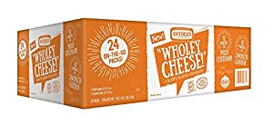 Snyder's of Hanover Wholey Cheese! Baked Crackers Variety Pack, Mild Cheddar and Smoked Gouda, 24 Count