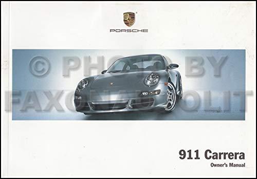 2005 Porsche 911 Carrera Owners Manual Original: Porsche: Amazon.com: Books
