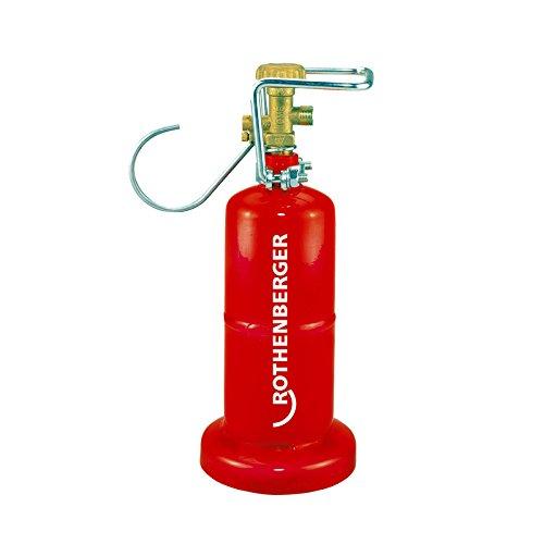 (Rothenberger Propane small cylinder, 0,5kg, empty 33079)
