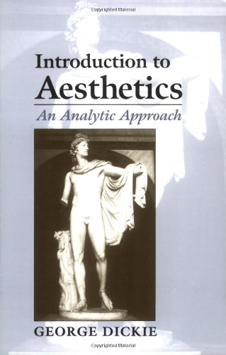 Introduction to Aesthetics: An Analytic Approach
