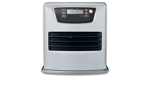 Zibro SRE 237 E - Calefactor (315 mm, 11500 g, 435 mm, 437 mm) Negro, Blanco: Amazon.es: Hogar