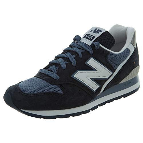 (New Balance Classics Traditionnels Mens Style: M996-CPI D Size: 8 Navy/White)