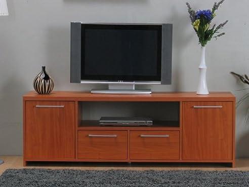 Lowboard kirschbaum  TV-Tisch HIFI-Möbel Medienschrank Schrank Lowboard Sideboard ...