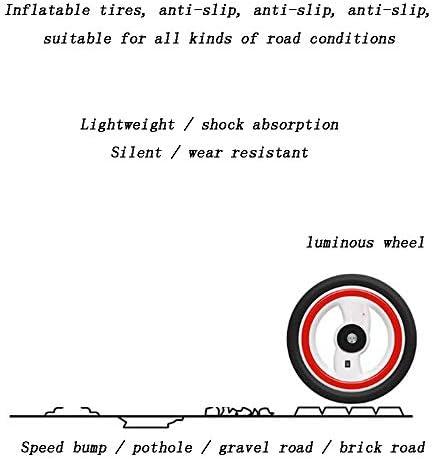 YUMEIGE Bicicletas sin Pedales Bicicleta de Equilibrio para niños Marco de aleación de Aluminio Rueda de radios 1-6 años niño, niña, niño, Regalo Bicicletas sin Pedales Asiento de Bicicleta Ajustable: Amazon.es: Jardín