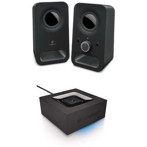 a708ad7c348 Amazon.com: Logitech Multimedia Speakers Z150 with Stereo Sound for  Multiple Devices, Black: Computers & Accessories