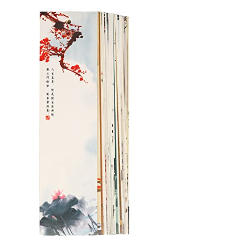 twone-chinese-brush-paintings-bookmark-set-with-30-bookmarks-featuring-colorful-chinese-scenes