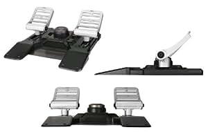 Mad Catz Saitek PRO Flight Combat Rudder Pedals (SCB432020002/02/1)