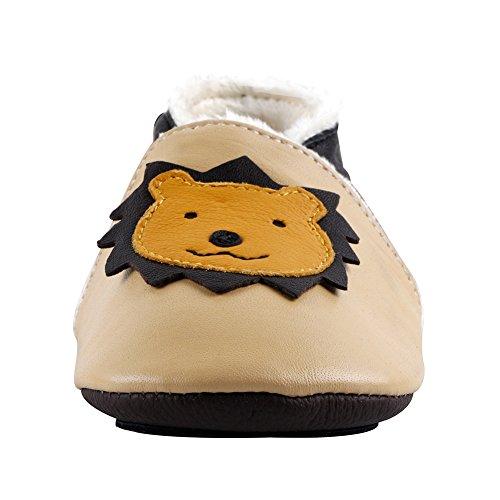Designs Pour Disponibles Auf Premiers De Monate Schwarz Pas Nombreux 18 L'hiver Tiger Chaussures 24 Free Beige Fourrées Dans Fisher On0q1PxzX