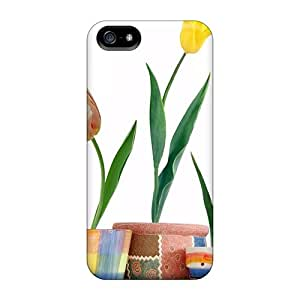 Tulip Flowers 04 Case Compatible With Iphone 5/5s/ Hot Protection Case