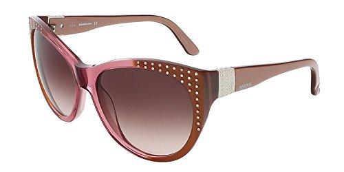 Swarovski Sunglasses SK0087 38F Bronze/Other / Gradient Brown (Sonnenbrille Bronze)