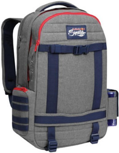 Red Bull Signature Series Limited Edition Skate Backpack by OGIO Grey Blue Red