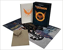 the world of tom clancys the divisionlimited edition