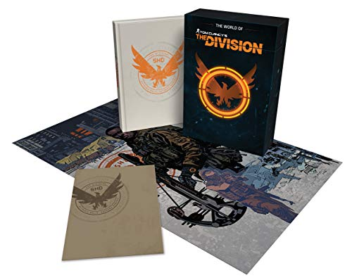 The World of Tom Clancy's The DivisionLimited Edition (Division Book)