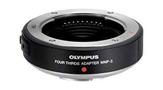 Olympus MMF-3 4/3 Adapter (B0073A1EBE) | Amazon Products
