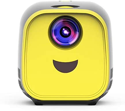 Dailyinshop® Mini proyector L1 Full HD 1080P Mini Proyector para ...