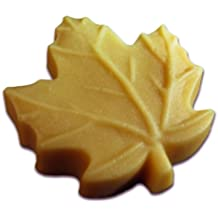 100% Pure Vermont Maple Sugar Candy - 6 1.5oz Leaves