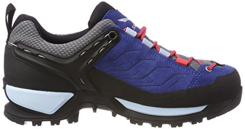 GTX Salewa Femme Chaussures Dark Fitness Denim MTN 8673 Trainer Bleu Papavero de WS OOtqB