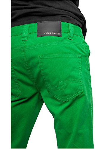 Urban Classics - Pantalón - para mujer C.Verde