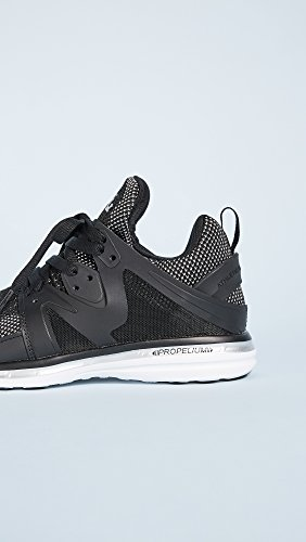 Apl: Atletisk Fremdriftssystemer Labs Kvinders Ascend Sneakers Sort / Krom xVPeVAX0
