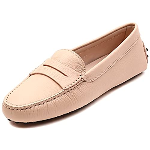1cdb0a409eb Wiberlux Tod's Women's Real Leather Penny Loafers lovely ...