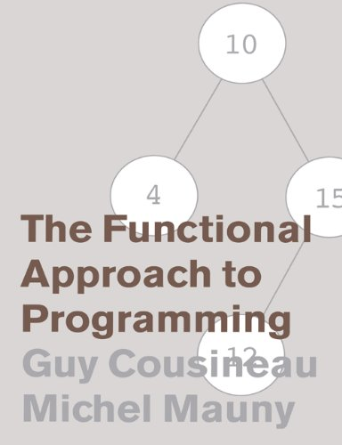 Download The Functional Approach to Programming Pdf