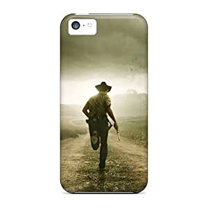 Anti-scratch And Shatterproof Movies The Walking Dead Phone Case For Iphone 5c/ High Quality Tpu Case