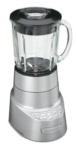 Cuisinart SPB-600FR SmartPower Deluxe Die Cast Blender, Stainless (Renewed) (Best Small Electric Chopper)
