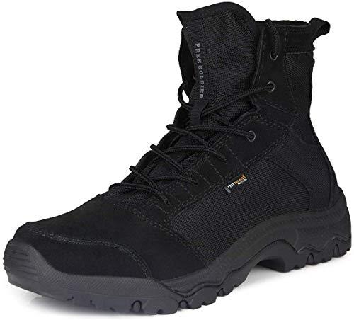 Free Soldier D'extérieur sans Hommes Bottes Tactique tempête Ultra Léger Respirant Durable Chaussure 1