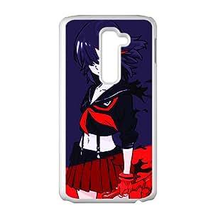 Warrior blood sword girl Cell Phone Case for LG G2