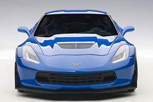 Autoart 71265-1//18 Chevrolet Corvette c7 z06 2014-Laguna Blue tintcoat-nuevo