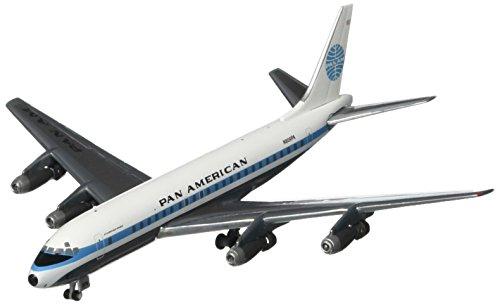 - GeminiJets Pan American DC-8-33 'Jet Clipper Great Republic' Airplane Model (1:400 Scale)