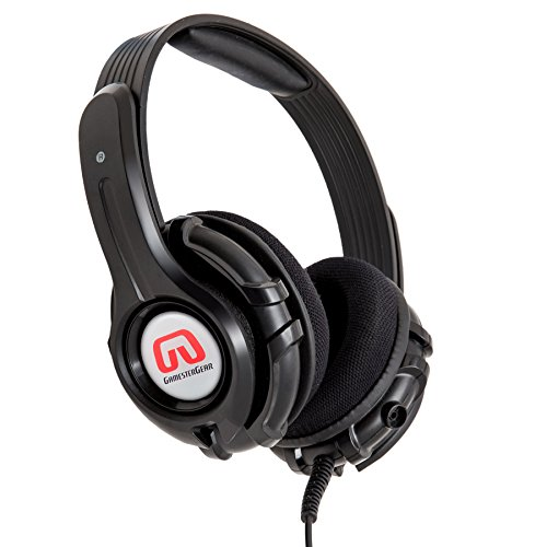 GamesterGear Rumble Effect Gaming Headset with Detachable Microphone for Xbox 360 Game Console, OG-AUD63083