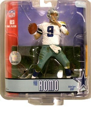 - NFL Sports Picks Series 15 Tony Romo 6-inch Action Figure