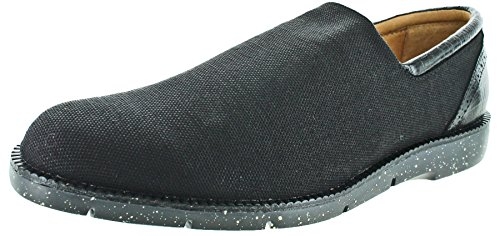 Donald J Pliner Edell Men's Slip-On Dress Loafers Black Size - Men In J Black