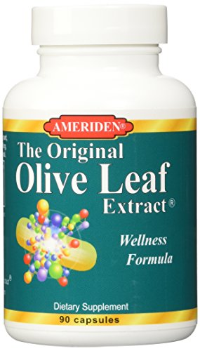 The Original Olive Leaf Extract® - 90 V-capsules 525mg 20% Standardized ()