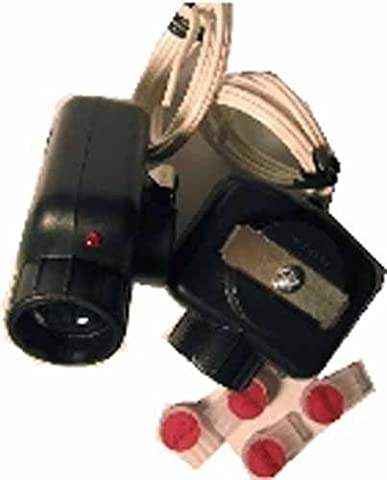 New HAE00002 Linear Safety Beam Sensor Garage Door Opener repair LSO50, LDO33, LDO50 (How Much Does Windows 7 Cost)