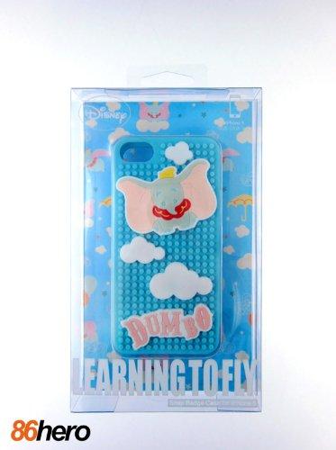 Dumbo soft badge silicon iPhone case (japan import)