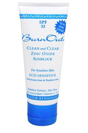 Burnout Eco-Sensitive W/Zinc SPF32 3.4 oz