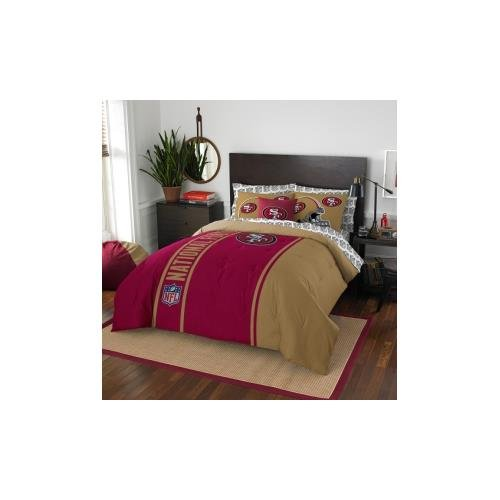 San Diego Chargers Bedding Sets: San Francisco 49ers Bedding, 49ers Bedding Set